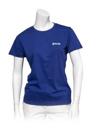 FLIR Ladies Classic Deep Blue Teeshirt