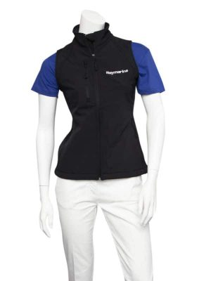 Raymarine Ladies Softshell Gilet