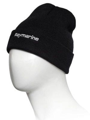 Raymarine Black Hubert Beanie