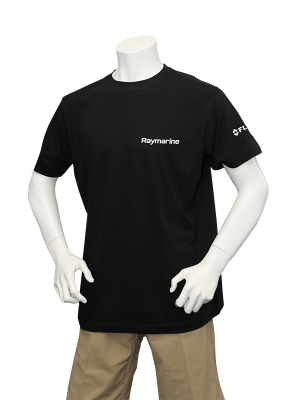 Raymarine Black Premium Teeshirt