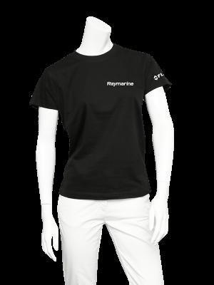 Raymarine Ladies Black Premium Teeshirt