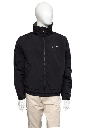 FLIR Unisex SLAM Winter Sailing Jacket With Hood