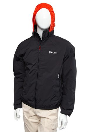 FLIR Unisex TOIO Winter Team Jacket with Hood
